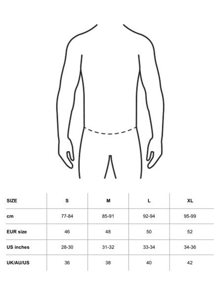 Bielizna męska Happy Socks Trunk PAB87-9000