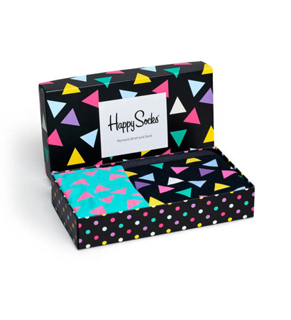 Combo Box damski Happy Socks XBT62-099
