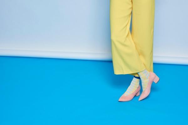 Skarpetki HYSTERIA Ray Ankle Sock (SISRAY12-2000)