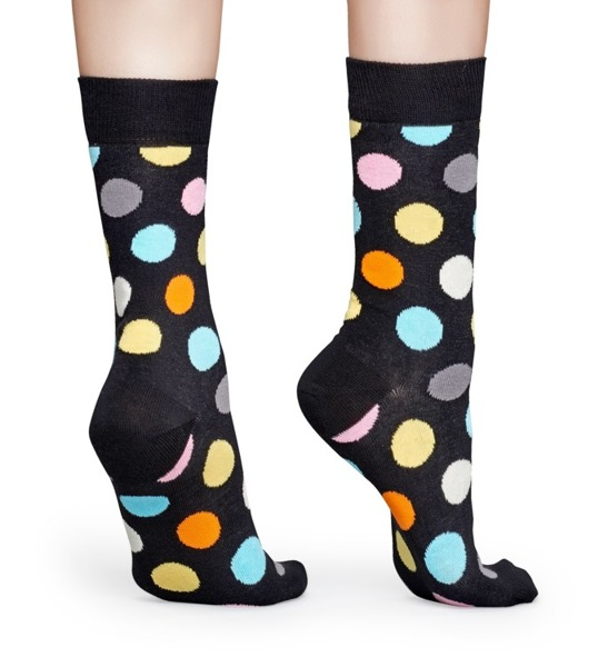 Skarpetki Happy Socks 10th Annivarsary BDO1001-099