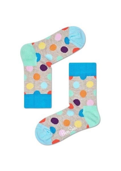 Skarpetki dziecięce Happy Socks KBDO01-1000