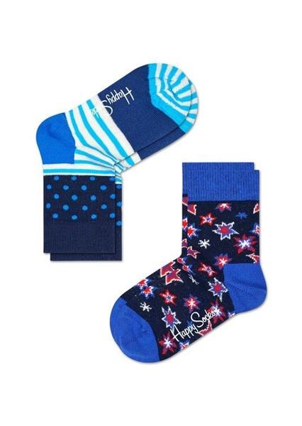 Skarpetki dziecięce Happy Socks KBNG02-6000