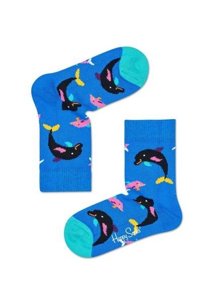 Skarpetki dziecięce Happy Socks KDOL01-6000