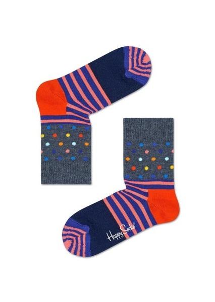 Skarpetki dziecięce Happy Socks KSDO01-9000