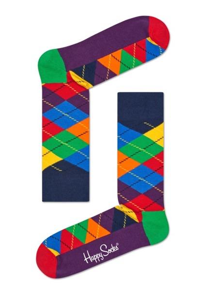 Zestaw skarpetek Happy Socks 4-pak Classic Mix XMIX09-6000